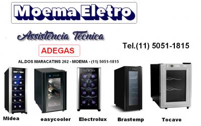 Moema eletro - assistência Técnica