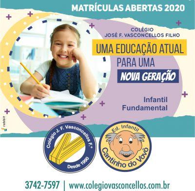 Colégio José Fernandes de Vasconcelos Filho
