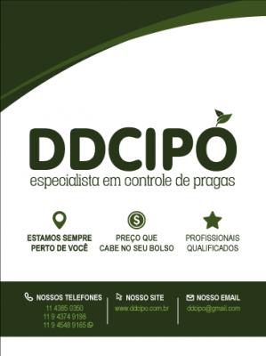 DDCipo  Controle de Pragas