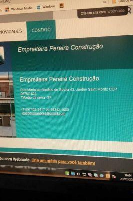Empreiteira Pereira
