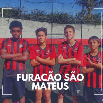 Escola de Futebol  Furacão