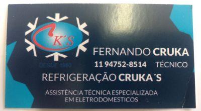 Fernando Cruka´s Assistência Técnica em Refrigeração