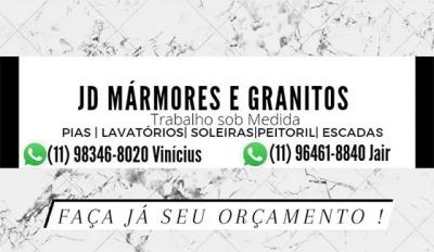 Jd Marmores e Granitos