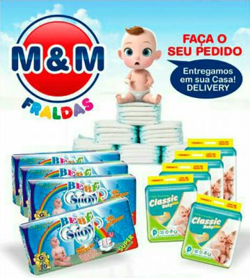 M&M Fraldas