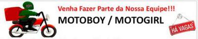 Precisamos de Motoboy