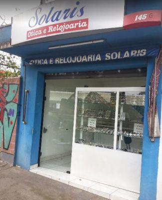 Solaris - Ótica e Relojoaria